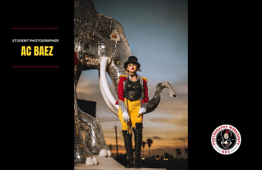 Student Photographer Retro Photography Project 2021 1930's - AC Baez